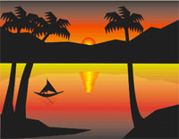corel draw web art